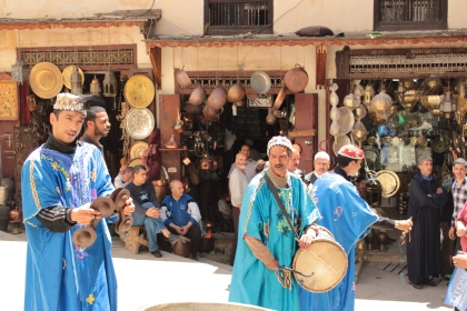 gnaua dancerns - African style