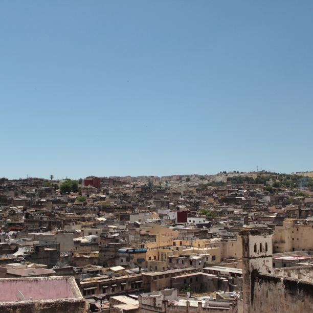 view of the medina