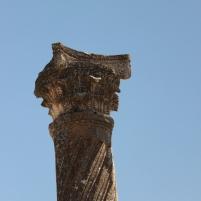 amazing detail of this pillar