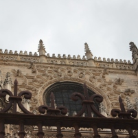 Seville cathedral, 3rd largest in the world
