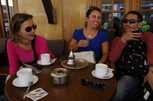 coffee/tea break - 5th in a day