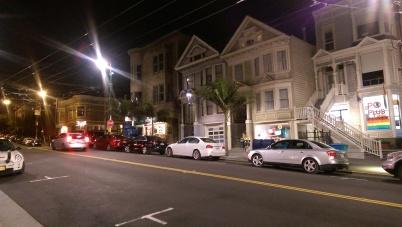 Castro again, the quintessential SF!
